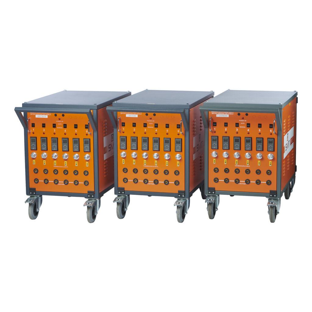 Ovens geschikt voor hoge temperaturen